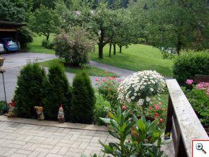 Burgis großer Garten