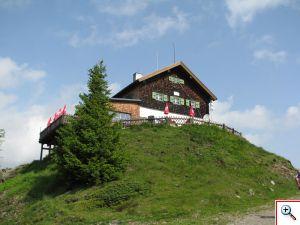 Hochsteinhütte in Lienz in Osttirol