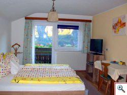 Zimmer bei Burgi Eder Nikkolsdorf
