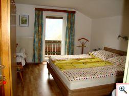 Schlafzimmer 4 Nikolsdorf in Osttirol