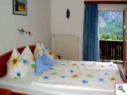 Schlafzimmer 5 Nikolsdorf in Osttirol